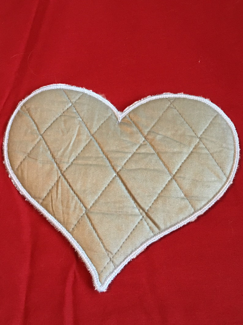 cotton batting Hot Padpot holder quilted thermal backing embroidered edges