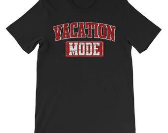 Mens Vintage Vacation T-shirt