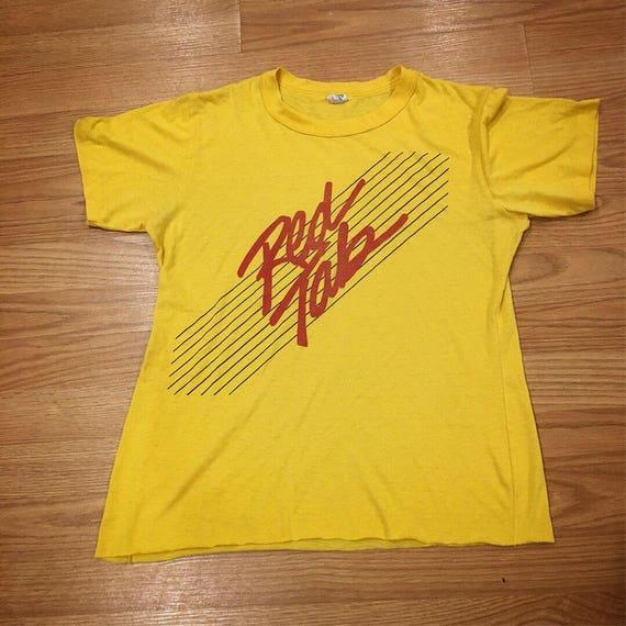 4deaae0b 80s Cutoff Levi's Red Tab Vintage T-Shirt | Etsy
