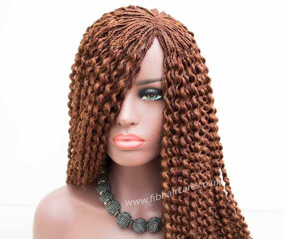 Braided Wig SHADE WAVY CURLS360 Lace Wig Or Front Lace  72cf1cd9c940