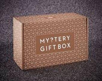 Mystery Surprise Treasure Box - #1
