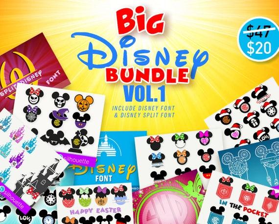 Disney Svg Disney Svg Files Minnie Mouse Svg Mickey Mouse Svg Etsy