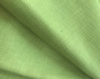 Lime upholstery fabric