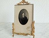 Picture frame gilt bronze Louis XVI style-21357