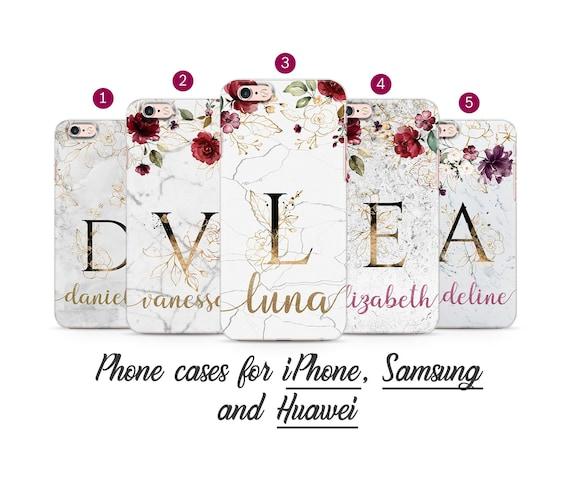 Copri Cover Custodia Case I Love Tuo Nome Apple iPhone 6 6s s