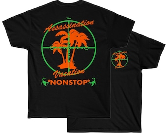 c193294fa229a7 Assassination Vacation Tour Drake merch inspired - Unisex Ultra Cotton Tee