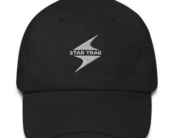 36d14a6dd Star Trak Made in USA Cotton Cap - N E R D The Neptunes Pharrell Williams    Chad Hugo inspired