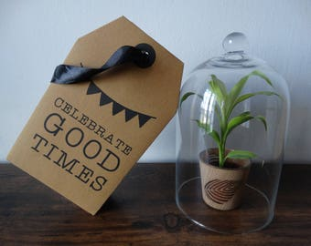 Pouch/bag gift celebrate good times