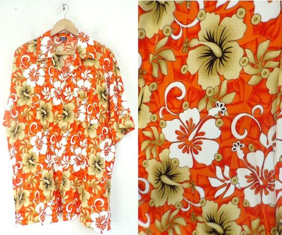 Men/'s Summer Floral Shirt à Manches Courtes Chemise Hawaïenne coiffeur manteau d/'extérieur