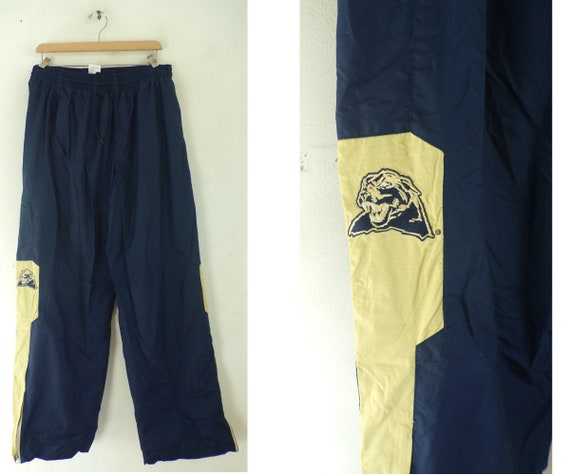 Vintage Pittsburgh Panthers Sweatpants Mens XL, Ni