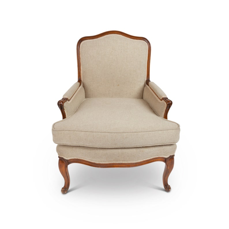 One Allium Way Elliana Traditional French Provincial Velvet