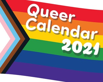 Queer Calendar 2021 - Digital File
