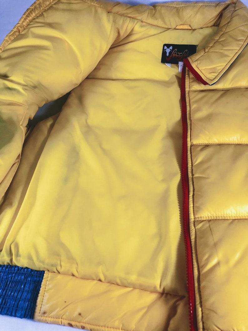 L Size Large Vintage 1990/'s FoxFire by Hirsch Padded Ski Vest - Puffer Jacket