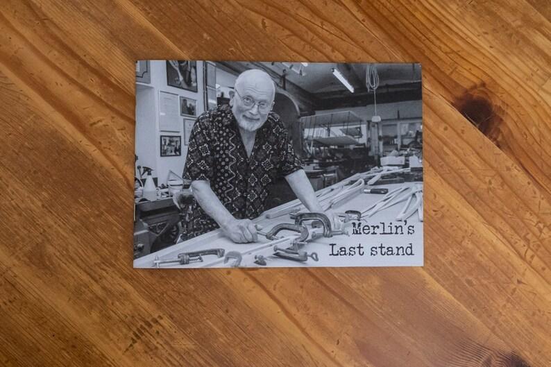 Merlin's Last Stand Zine image 0