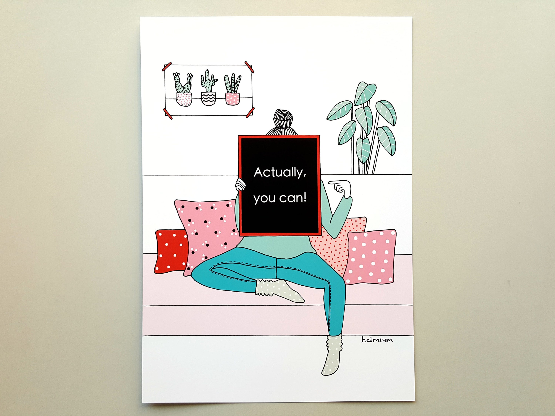 Positive Quote Art Positive Quote Positive Print Quote Print Positive Quote Print Encouraging Quote Encouraging Print Quote Gift