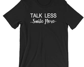 Alexander Hamilton Musical Shirt | Hamilton Musical Shirts, Talk Less Smile More Shirt, Alexander Hamilton Gift Musical Broadway