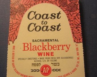 SILVER CUP Vintage Grape Crate Label Regatta **AN ORIGINAL LABEL** Sailboat
