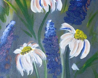 "Original Paintings By Cindy ""Spring"""