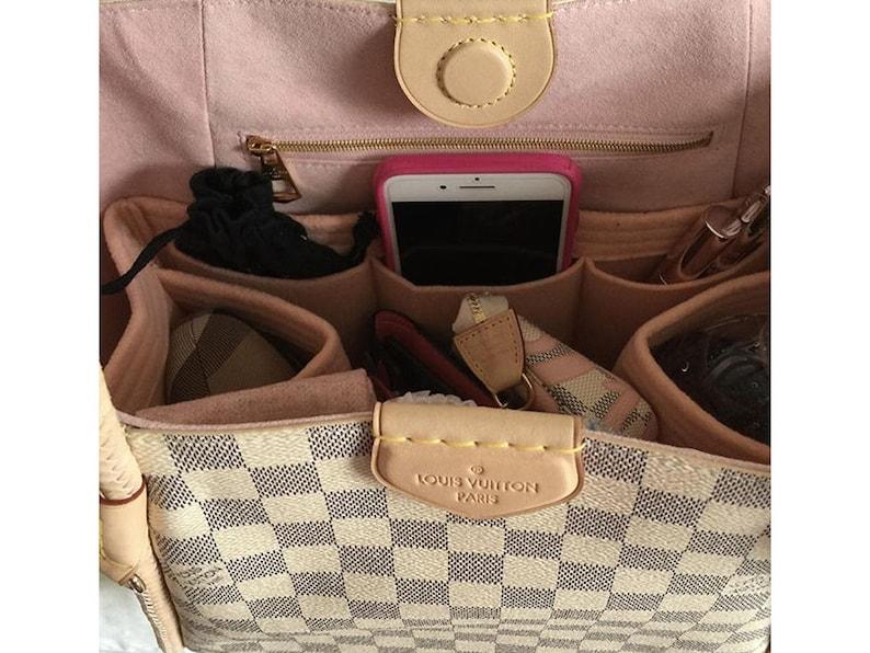 a57a1417ec5 LV Propriano bag organizer, felt bag organizer, quality