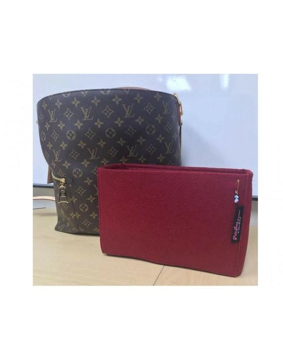d0b190891253f LV Melie MNG bag organizer felt bag organizer quality