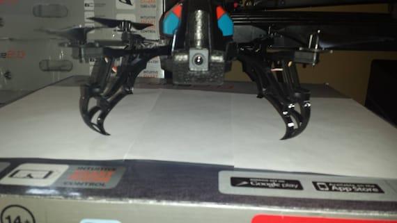 Landing Parrot AR Drone 2.0 ULTIMATE FLEXIBLE Landing Gear foot drone update