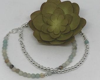 Silver Lining Bracelet