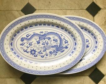 & Dragon plates   Etsy