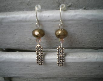 BOHEMIAN SILVER EARRINGS