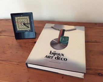 Book jewelry art deco 1984