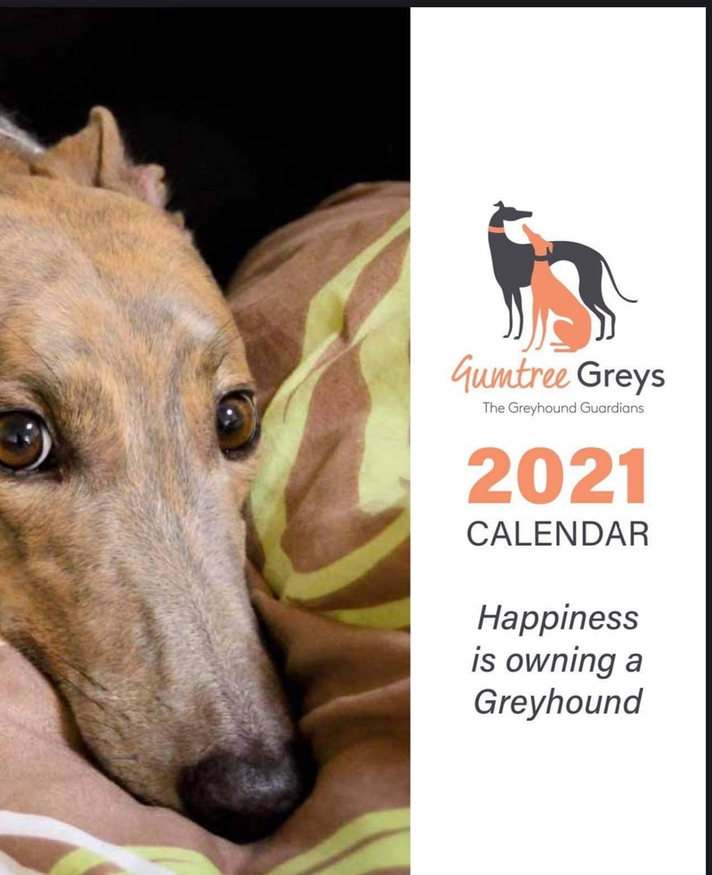 Gumtree Grey 2021 Calendar image 0