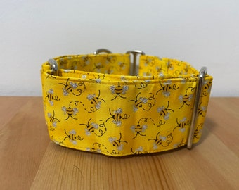 """The Busy Bee 2"""" Martingale Collar"""
