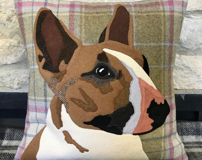 Featured listing image: Bespoke pet cushion, pet portrait cushion, animal cushion, pet cushion, custom pet cushion, bespoke pet, pet portrait