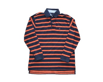 bc6d79ae Essential Tommy Hilfiger Striped Rugby