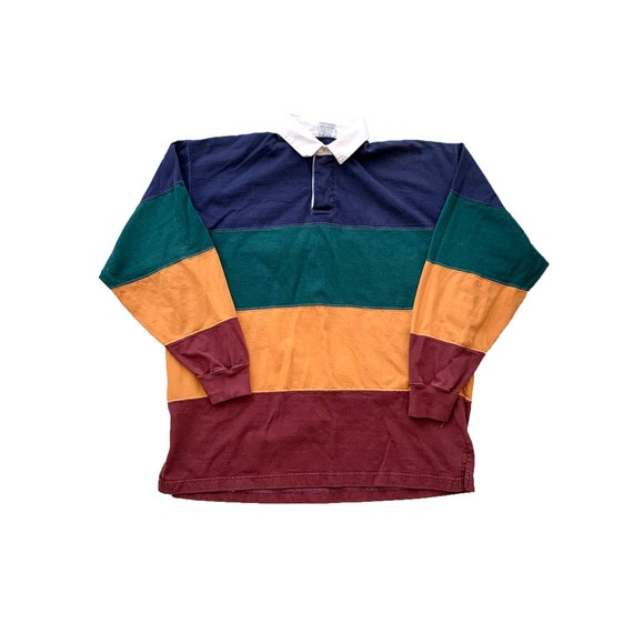 Vintage 90s Rugby Shirt