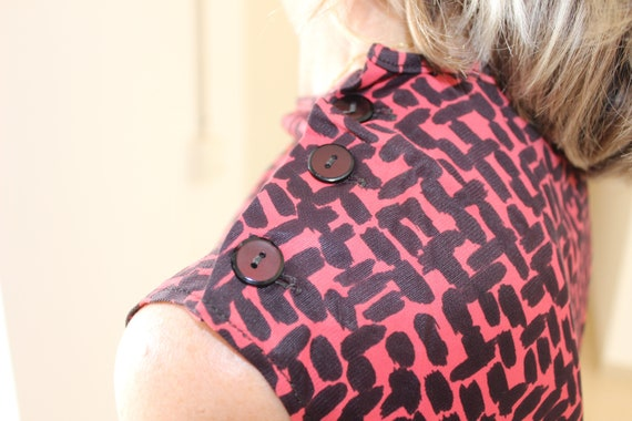 Vintage edgy top from the 80's