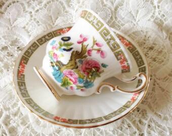 Healacraft English porcelain. Tea cup. Vintage.