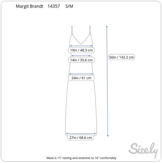 1960's Vintage Margit Brandt For Formfit Rogers P… - image 10