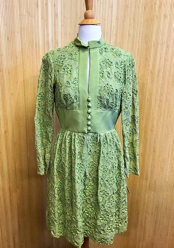 1960's Deadstock Miss Elliette Dress