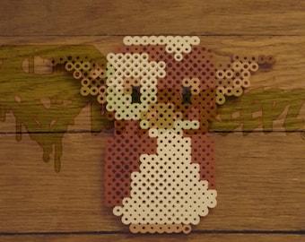 GIZMO 8-BIT  Refrigerator Magnet/Ornament Gremlins Mogwai Horror