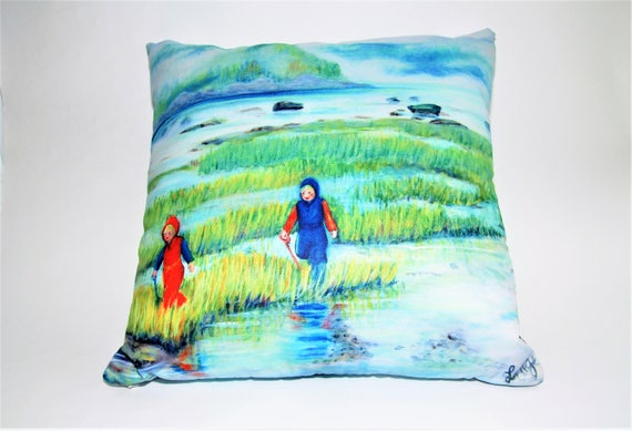 Pillow cover, Bic national Park
