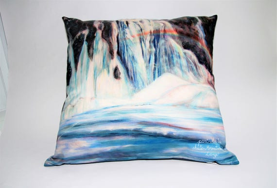 Pillow cover, Montmorency Falls Park