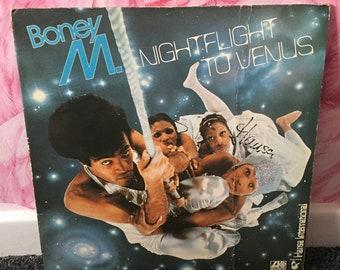 Boney M 'Nightflight to Venus' Vinyl