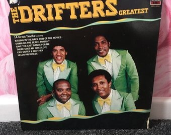 The Drifters 'Greatest' Vinyl