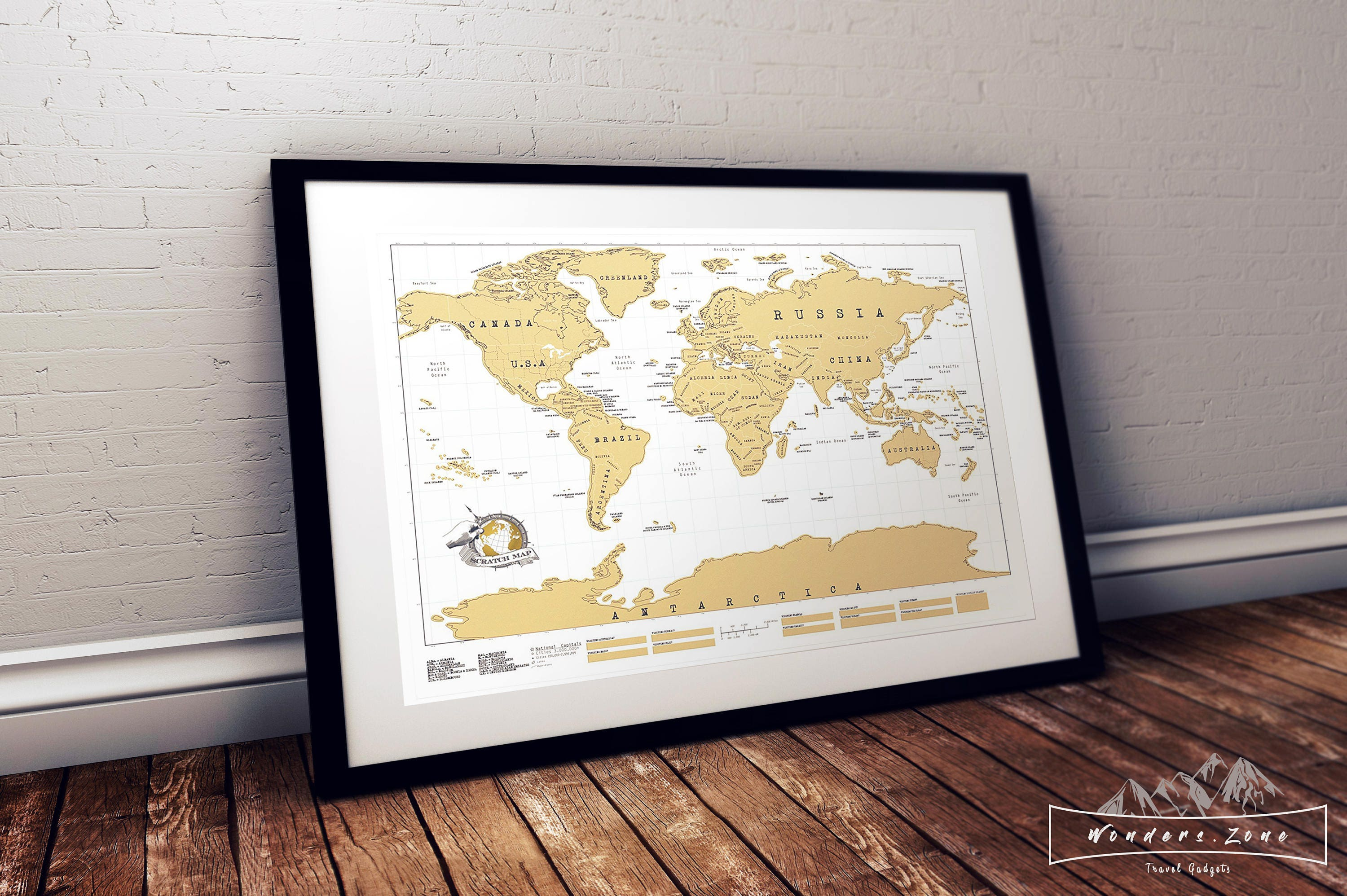 Scratch off world map gumiabroncs Image collections