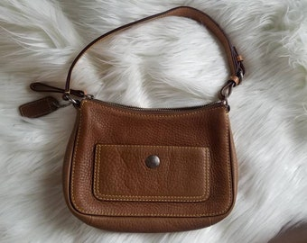 Coach purse etsy vintage leather coach purse mightylinksfo