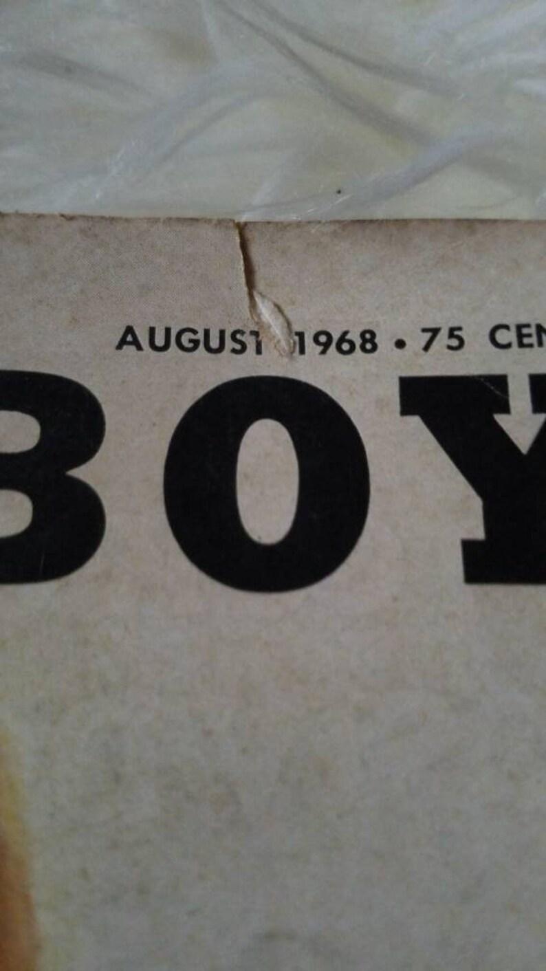 5804aaa6 playboy magazine august 1 1960 Array - vtg playboy magazine august 1968  etsy rh etsy com