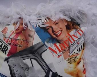 Miss Monroe cushion