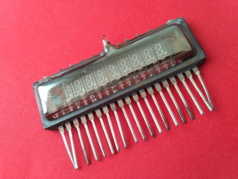 IV-28B IV28B VFD 8-digit display tube for clock vintage ussr New