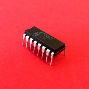 NEW! 6 x K155ID1 74141 for nixie clock tube drivers