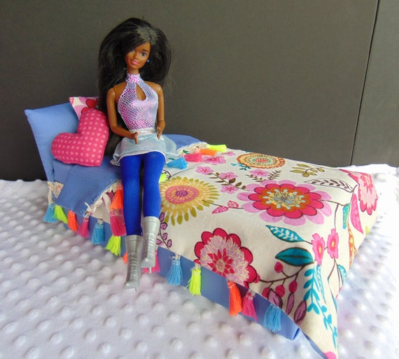 Homemade Barbie Furniture With Image Handmade Barbie Furniture Dollhouse Furniture Shabby Chic Etsy